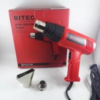 Bitec HGM 1602 Hot Gun atau Pemanas atau Blower Bitec HGM1602
