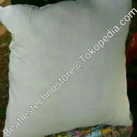 Isi Bantal Kotak Sofa 70X70 1Kg Silicon New Production