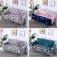 Cheap sofa cover elastic and removable polyester fabric