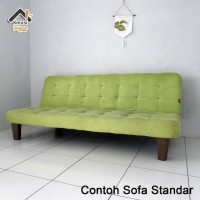 COVER SOFA BED / SARUNG SOFA BED TYPE GWINSTONE INFORMA - CS1243-3006