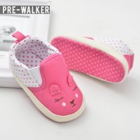 Sepatu Baby Pre Walker Rose Rabbit Face LKS862 - 11