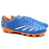 Sepatu Bola Ortuseight Blitz FG - Mystique Blue/Ortrange