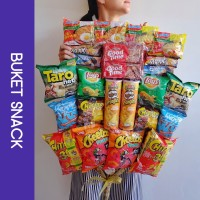 Buket Kering Snack Berbagai Harga Sesuai BUdget