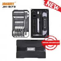 Jakemy JM-8173 69 in 1 Obeng Set HP For Iphone Macbook Laptop Jam