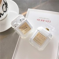 COCO Perfume Bottle Silicone Case Casing for APPLE AIRPODS