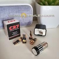 Paket Lampu Sein Motor Injeksi Fi 4 Led + 1 REM + Flasher Cr7