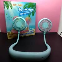 Kipas Leher (Neck Fan portable soprt outdoor)