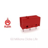 KAILH GM Red Dot Gaming Mouse Micro Switch Gold Contact no Omron Huano