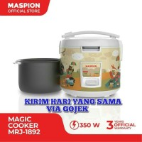 MAGIC COOKER MASPION MRJ-1892 RICE COOKER MURAH BERKUALITAS