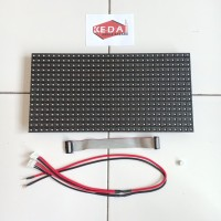 Panel Module Modul LED P10 Running Text SMD RGB Indoor Semi Outdoor