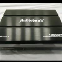 subwoofer 12 inch (Audiobank / Jec / Mrz / sekelas) + power 4 chanel
