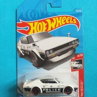 Datsun - Skyline Police - hotwheels - Limited - koleksi - hobi -bekasi