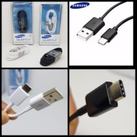 Kabel Data Type C Samsung S8 1.2m Quick Charge 3A Kabel Charger Tipe C