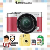 Fujifilm X-A3 Kit 16-50mm 3.5-5.6 OIS II Pink