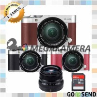 Fujifilm X-A3 Kit 16-50mm 3.5-5.6 OIS II