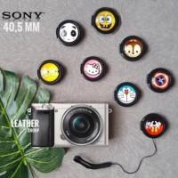 Lens cap 40 5 mm Tutup lensa Sony Alpha A6000 A5100 A5000