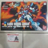 BANDAI HGBF HG High Grade 1/144 Kamiki Burning Gundam