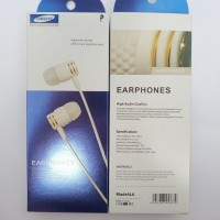 HEADSET EARPHONE HANDFREE L6 (SAMSUNG)