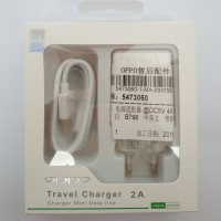TRAVEL CHARGER ORIGINAL OPPO