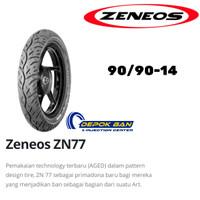 Ban Tubles ZENEOS ZN 77 90/90-14