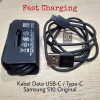 Hot Kabel Data Samsung S8 Type-C Original Ori 100% Usb Cable Tipe Type