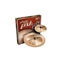 Paiste PST5 Effect Pack 8 10 - Cymbal Drum Set