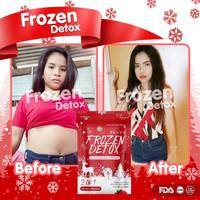 Frozen Detox 2 in 1 Suplemen Diet dan Kesehatan