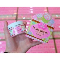 Jellys Pure Cream Whitening Original 100%