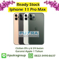 (DUAL SIM) iPhone 256GB / 256 11 Pro Max Gold Green Silver Grey / Gray - Grey
