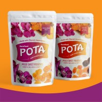 POTA Keripik Ubi Ungu Merah / Mixed Sweet Potato Chips