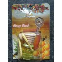 ORMOY HONEY WOOD - Pewangi / Parfum Mobil Aroma Madu Model Gantung