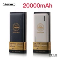 Remax LINON 2 PRO Powerbank 20000mAh Power Bank 20000 mAh RPP-136