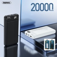 Remax FIZI Series Powerbank 20000mAh Power Bank 20000 mAh RPP-106