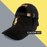 Topi Custom Bordir Design Suka Suka