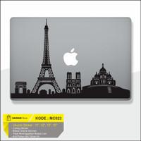 Decal Macbook Sticker Laptop Paris