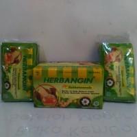1 box Khusus Masuk Angin [ Herbangin ] Plus Habatussauda 100% Original