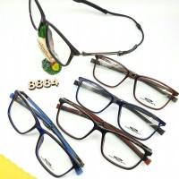 frame kacamata rudy 8884 free lensa min anti uv