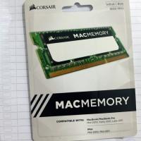 CORSAIR APPLE MAC (1x8) 8 GB (1x8) 8GB 1600MHZ MACBOOK PRO IMAC MEMORY