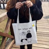 Tote Bags Pakai Resleting New