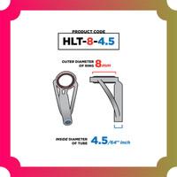 POT 10 - 3.6 Fuji Tip Top original japan mamarite joran rod pancing