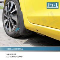 JSL - Mud Guard Karpet Anti Lumpur Honda All New Brio 2018 Satya