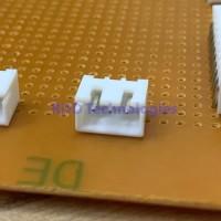 Connector XH 3-Pin Male 90deg (Bengkok untuk PCB)