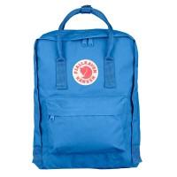 Fjallraven Kanken Classic Backpack UN Blue Tas Backpack Wanita