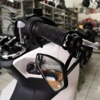 SPION JALU OVAL / BAR END PNP NMAX AEROX VARIO MIO BEAT XABRE DLL