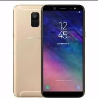 Hp Samsung Galaxy A6 NEW RAM 3/32 -GRS RESMI - BLACK & GOLD