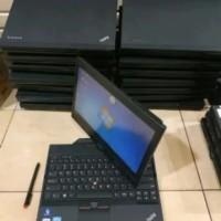Laptop Lenovo Thinkpad X230 Tablet layar Sentuh i5 ram 4gb HDD 320gb