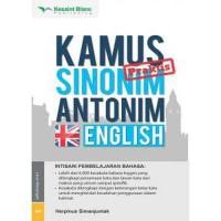 SH-519 Kamus Praktis Sinonim-Antonim English