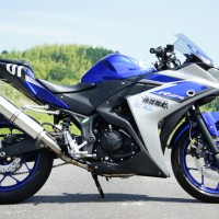 Knalpot Full System Racing TSUKIGI RACING Yamaha R25 -6057