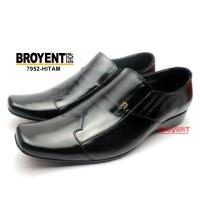 Sepatu Pantofel Pria Kulit Sapi Asli 7952