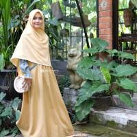 Baju Muslim remaja / Gamis Syari Remaja Olivia Dress by Yasmeera